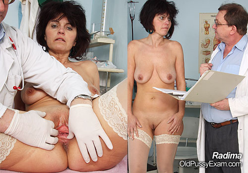 Kliniksex Porno Film mit haarige Frau