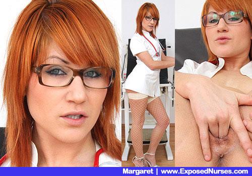 Margaret ist ein super reizende Krankenschwester